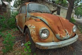 rusty-vw